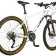 Bicicletă KTM Peak XT 27 White